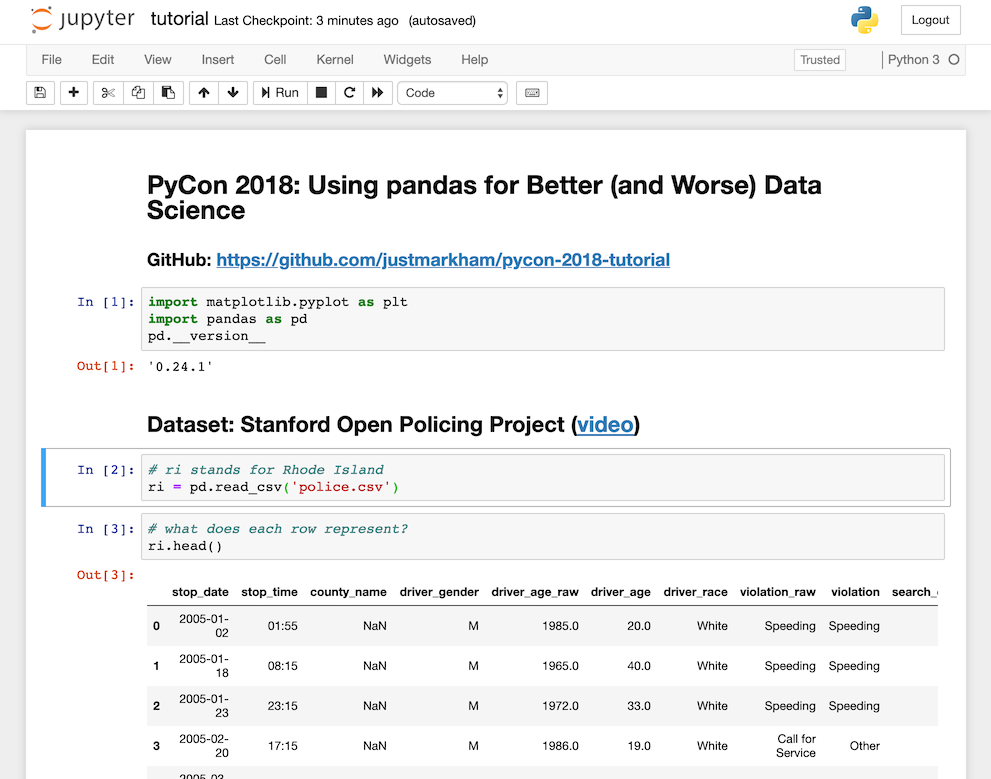 Six easy ways to run your Jupyter Notebook in the cloud