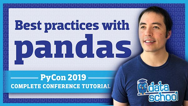 Data science best practices with pandas (video tutorial)